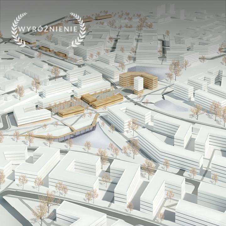 Zagospodarowanie terenu miejskiego
