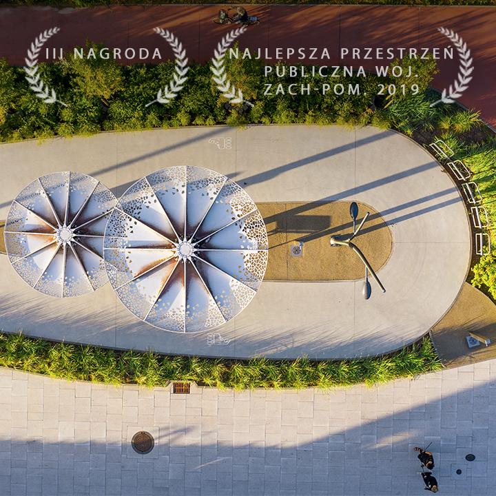 Kurort Nadmorski - Najlepsza przestrzeń publiczna województwa zachodniopomorskiego 2019