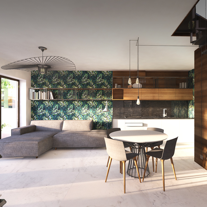 Apartament w Mostach