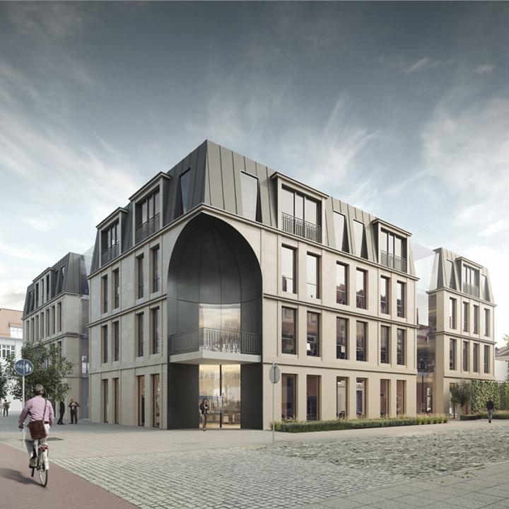 Budynek biurowy Gdańsk Oliwa