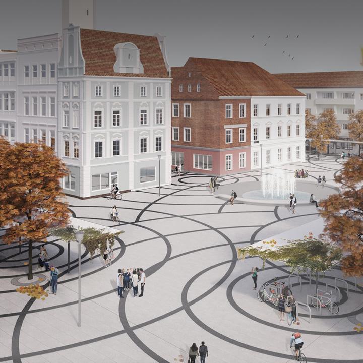 Rynek Miejski w Brzegu