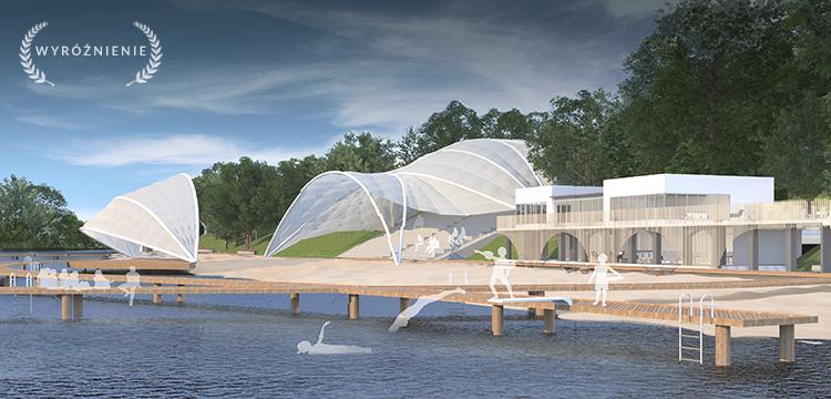 Zagospodarowanie terenów wokół Jeziora Durowskiego w Wągrowcu